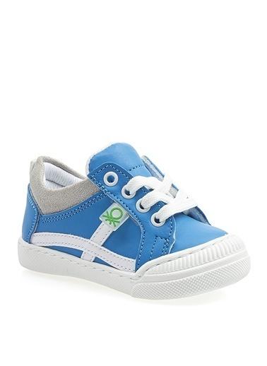 Benetton Benetton BN-1016 Mavi Erkek Yürüyüş Ayakkabısı Mavi